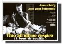Fino all'ultimo respiro-A bout de souffle Poster 70x100