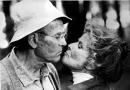 Fonda H. Hepburn K. sul lago dorato foto poster 20x25