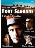 Fort Saganne DVD di Alan Corneau