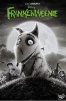 Frankenweenie (Dvd) Di Tim Burton