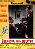Frenesia del Delitto (1959) DVD Richard Fleischer