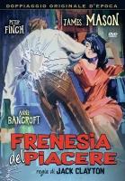 Frenesia del piacere (1964) DVD di Jack Clayton
