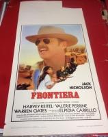 Frontiera 1982 locandina cinema 35x70