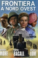 Frontiera A Nord Ovest (1959 )  DVD di Jack Lee Thompson