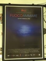 Fuocoammare di G. Rosi 2016 Poster maxi CINEMA 100X140