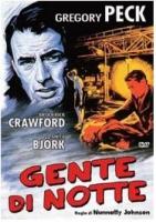 Gente Di Notte (Dvd) di Nunnally Johnson