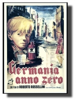Germania anno zero Poster 70x100
