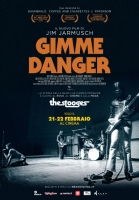 Gimme Danger (2016) (Dvd) di J.Jarmusch
