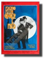 Ginger e Fred  Poster 70x100