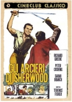 Gli Arcieri Di Sherwood (Dvd) Di Terence Fisher