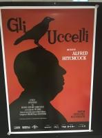 Gli Uccelli (Ed. Restaurata 2019) Poster 70x100