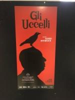 Gli uccelli di Hitchcock (ediz. rest. 2019) Locandina cm.33x70