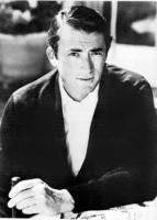 Gregory Peck foto poster 20x25