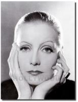 Greta Garbo book foto poster 20x25