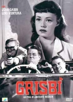 Grisbi (1954) DVD di Jacques Becker