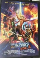 Guardiani della Galassia vol.2 (2017) Poster CINEMA 100X140