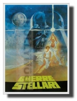 Guerre stellari Poster 70x100