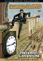 Harold Lloyd - Preferisco l'ascensore (Raccolta in 2 Dvd)