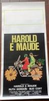 Harold e Maude loc.33x70 digitale tiratura limitata