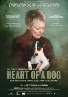 Heart Of A Dog (2015) DVD di Laurie Anderson