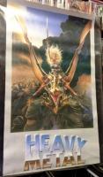 Heavy Metal Poster 70x100
