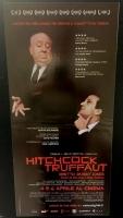 Hitchcock Truffaut (2016) loc.33x70 tiratura limitata