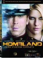 Homeland (Serie TV - 4 DVD) Stagione 01