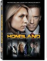Homeland  (4 Dvd)  Stagione 02