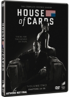 House Of Cards - Stagione 02 (4 Dvd)