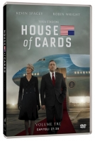 House Of Cards - Stagione 03 (4 Dvd)