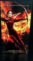 Hunger Games Il canto della rivolta parte 2 33x70