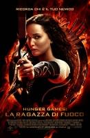 Hunger Games - La Ragazza Di Fuoco -  Poster 70x100