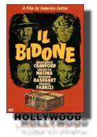 IL BIDONE F.Fellini POSTER 70x100 Non Piegato!