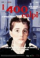 I 400 Colpi (ediz. restaurata 2014) Locandina 33x70