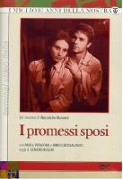 I Promessi Sposi  (4 Dvd) (1967 ) SERIE TV