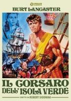 Il Corsaro Dell'Isola Verde Nuova Ed.(1952) DVD di Robert Siodma