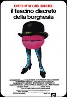 Il Fascino Discreto Della Borghesia (1972) DVD di Luis Bunuel