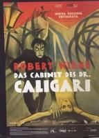 Il Gabinetto del Dr. Caligari (ediz. restaurata 2016) MANIFESTO