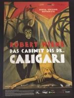 Il Gabinetto del Dr. Caligari (ediz. 2016)  Poster 70x100