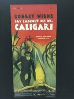 Il Gabinetto del Dr. Caligari (ediz. restaurata 2016) Locandina