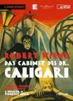 Il Gabinetto del Dr.Caligari (2 Dvd con booklet) Robert Wiene