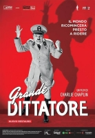 Il Grande Dittatore Poster maxi CINEMA 100X140