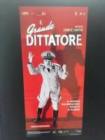 Il Grande Dittatore (2015) Locandina 33x70 tir. limitata