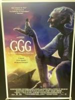 Il Grande Gigante Gentile di S.Spielberg Poster 70x100