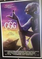 Il Grande Gigante Gentile di S.Spielberg Poster maxi 100X140