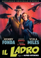 Il Ladro (1956) DVD di Alfred Hitchcock