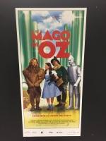 Il Mago di Oz (ediz. restaurata 2016) Locandina cm.33x70