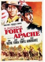 Il Massacro Di Fort Apache (Dvd) Di John Ford