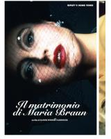 Il Matrimonio Di Maria Braun (Dvd) Di Rainer Werner Fassbinder