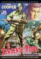 Il Sergente York (1941 ) Dvd - Howard Hawks